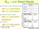 b s d search results