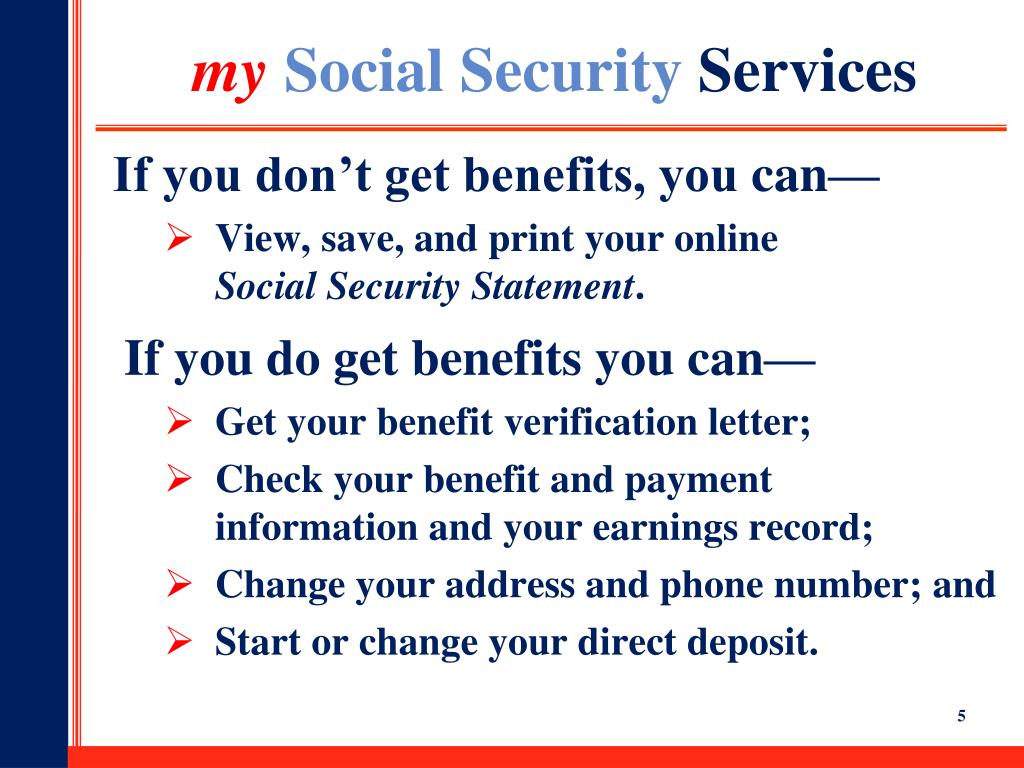 PPT - Social Security PowerPoint Presentation - ID:5417882