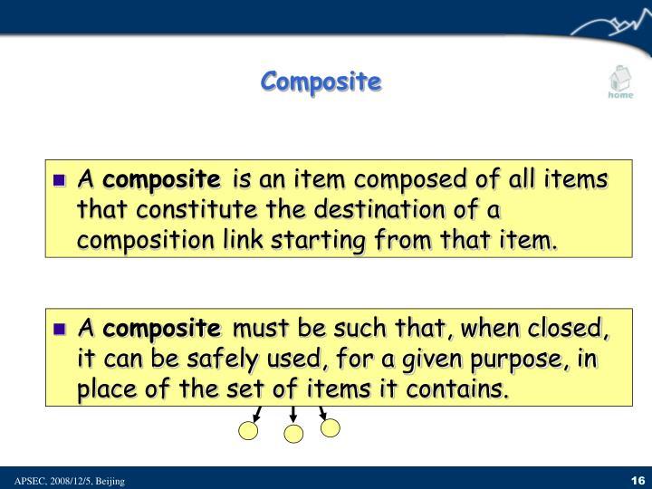 composition link