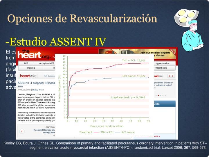 -Estudio ASSENT IV