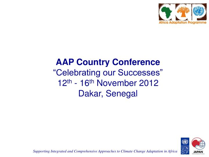 AAP Country Conference