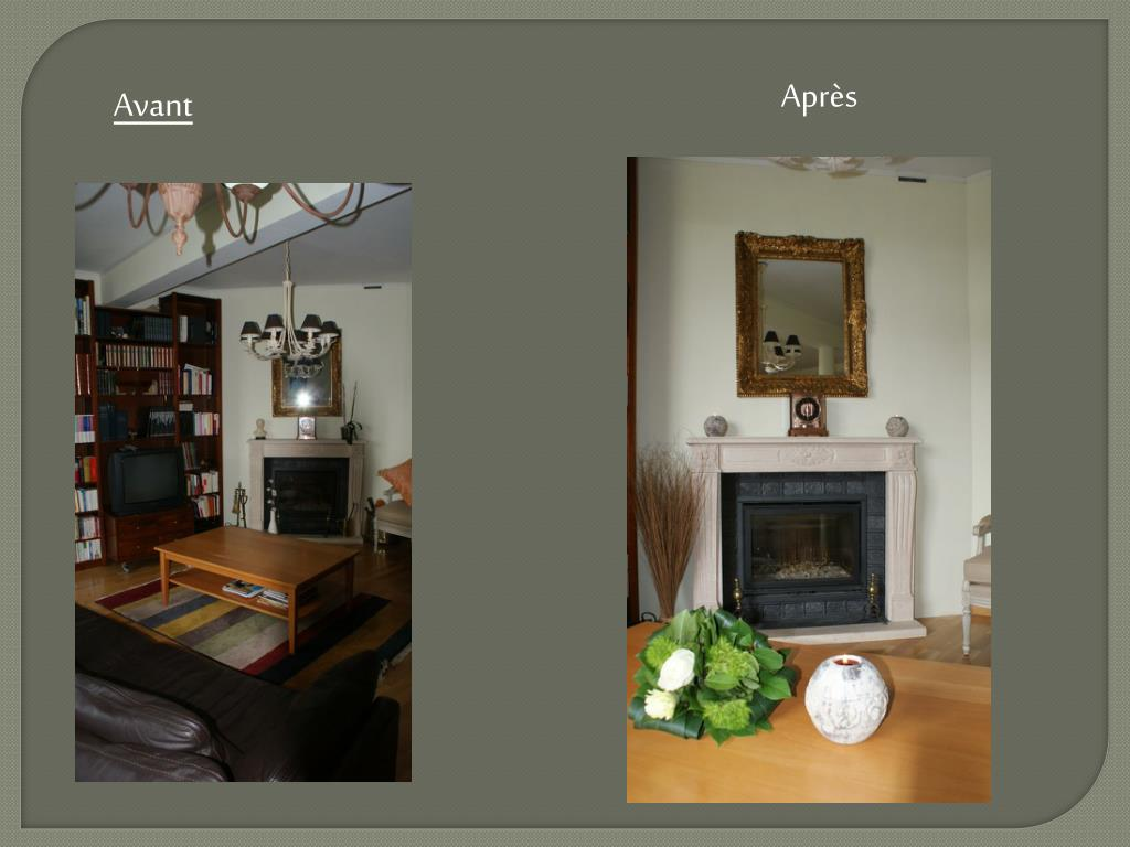 Home Staging Photos Avant Après ppt - phylhomene powerpoint presentation, free download - id