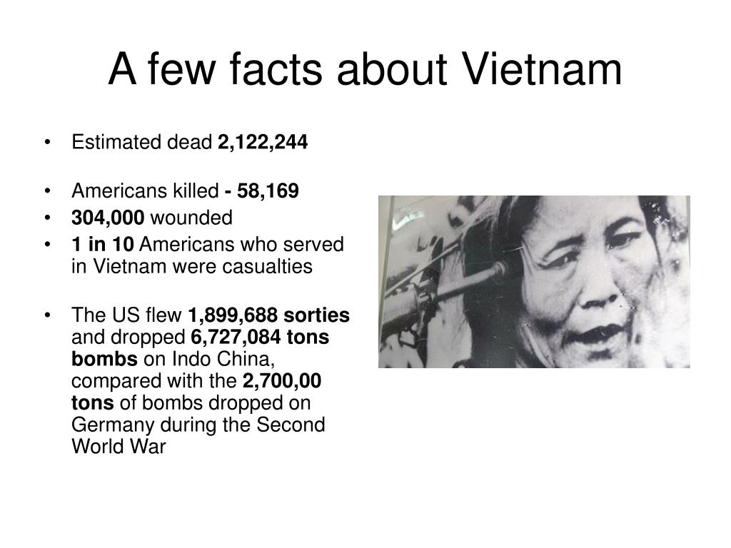 PPT - Introduction to the Vietnam war PowerPoint
