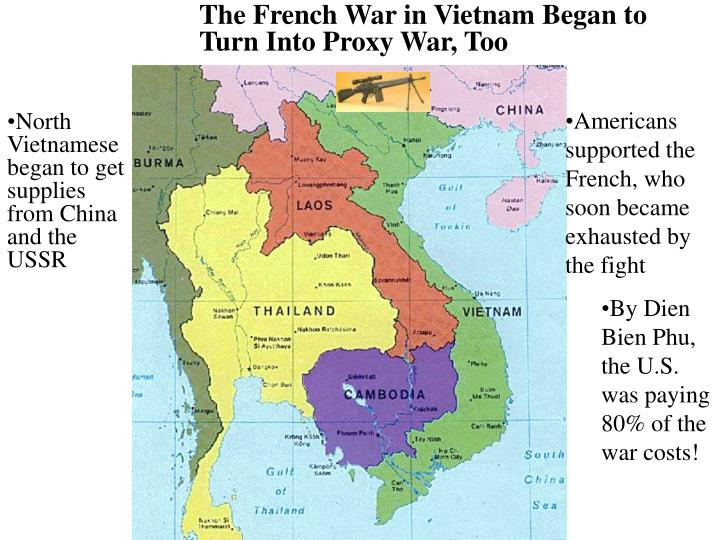 The French War in Vietnam Began to Turn Into Proxy War, Too