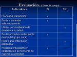 evaluaci n lista de cotejo1