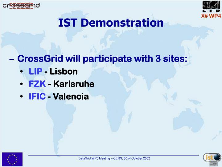IST Demonstration