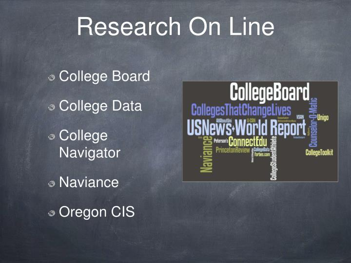 Research On Line