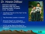 dr howie diblasi