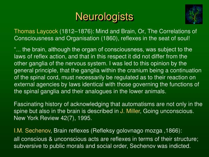Neurologists