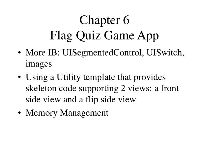quiz game ppt