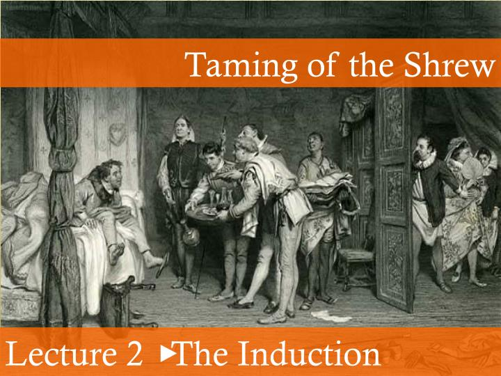 taming of the shrew theme essays