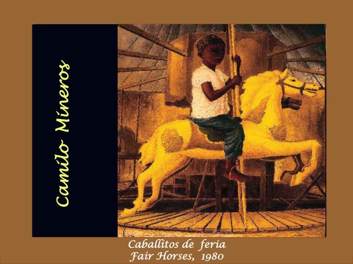 Camilo Minero: muralista de pueblos