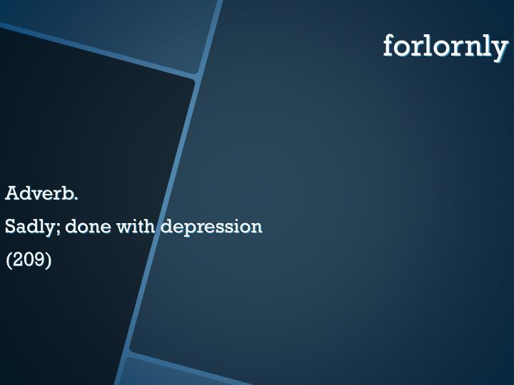 Adverb.