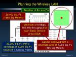 planning the wireless lan3