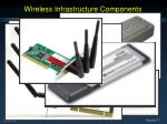 wireless infrastructure components