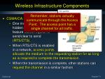 wireless infrastructure components4