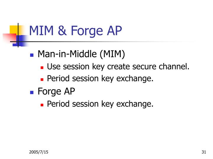MIM & Forge AP