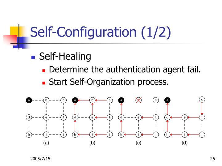 Self-Configuration (1/2)