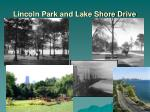 lincoln park and lake shore drive