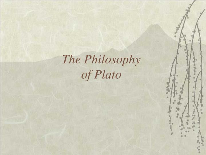 the influence that greek philosopher plato had on the history of philosophy