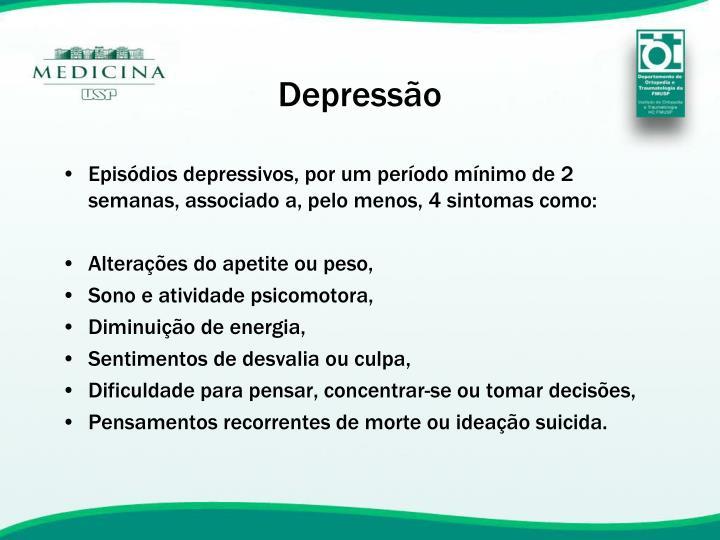 Depress o1