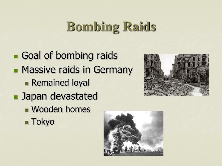 Bombing Raids