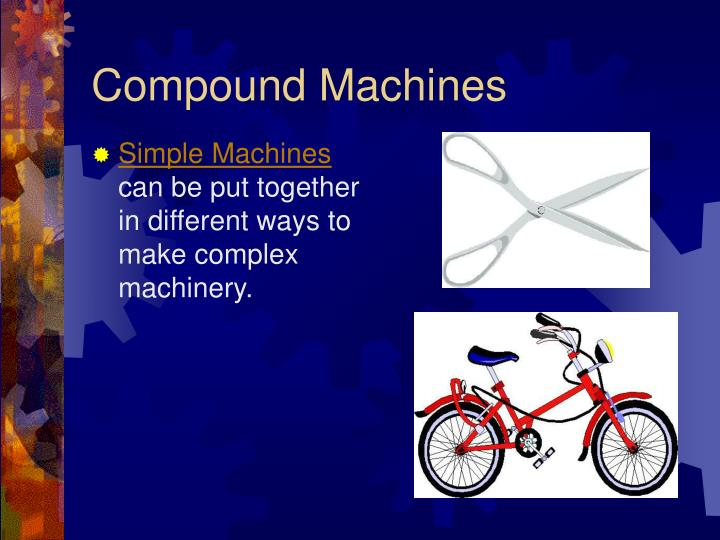 Ppt Simple Machines Standard Identify Simple Machines