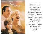 pay it forward dvd front cover