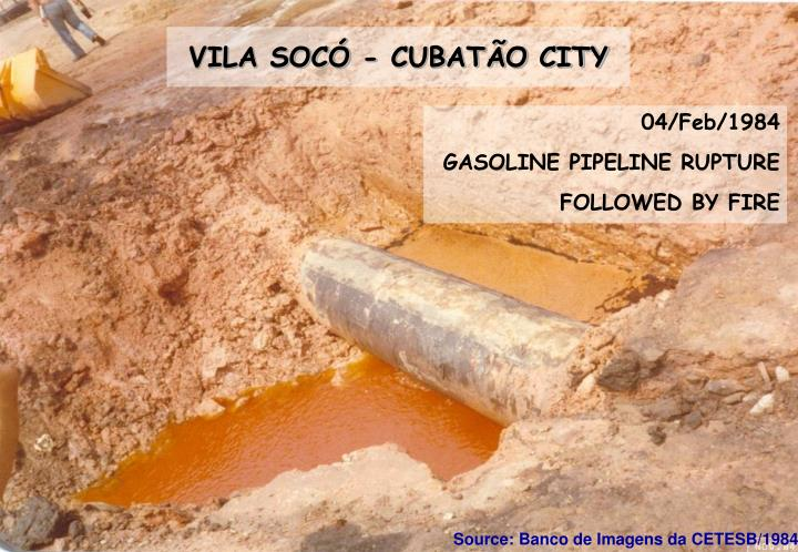 VILA SOCÓ - CUBATÃO CITY