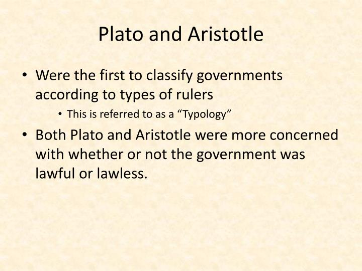 the three true forms of government according to aristotle This is why aristotle's ideal form of government is a legitimate rule by few the fewer the people in charge, the easier decisions will be reached what are the two types of constitutions according to aristotle.
