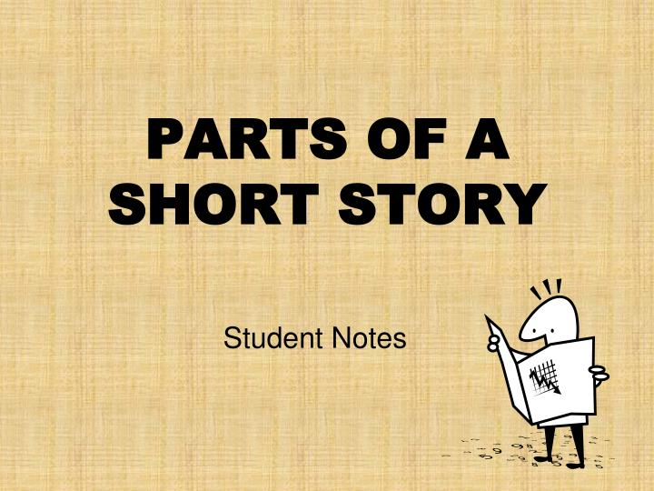 parts of a short story n.