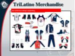 trilatino merchandise