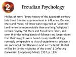 freudian psychology1