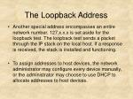 the loopback address