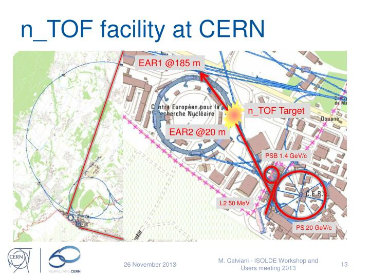 n_TOF facility at CERN