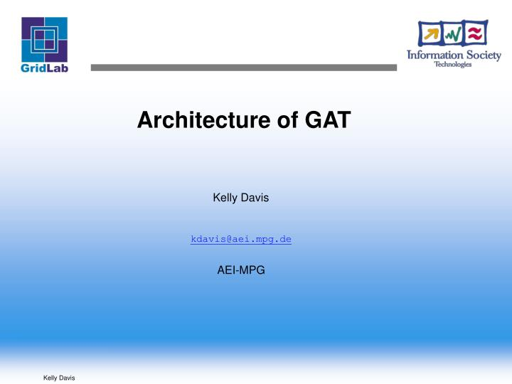 architecture of gat n.