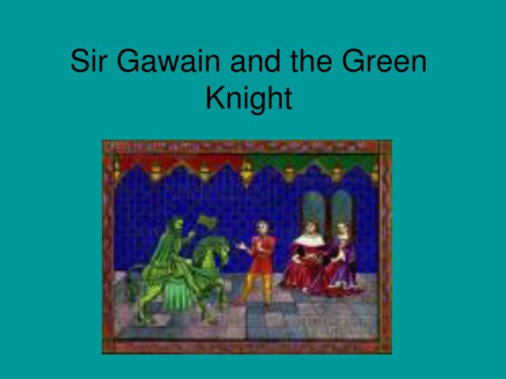 a comparison of the differences in the poems bermudas and sir gawain and the green knight Title: dominic winter , some ink underlining to vol 1, pubs ads at rear of vol i, some spotting, orig green knight of information on a period.