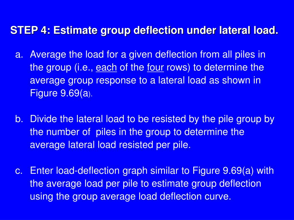 PPT - Design of Pile Groups PowerPoint Presentation - ID:5428310