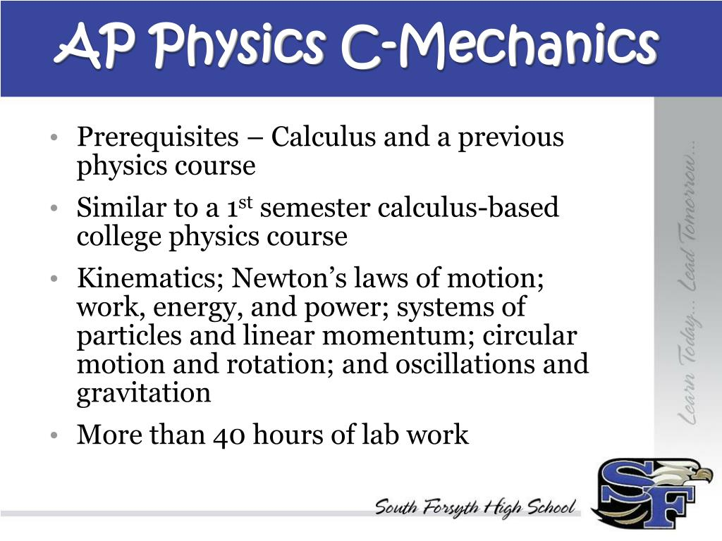 PPT - AP Science Courses PowerPoint Presentation - ID:5429014