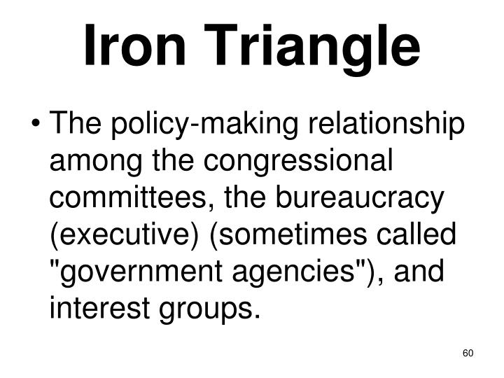Iron Triangle