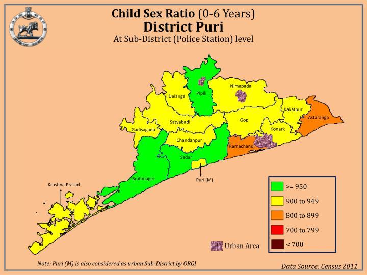 Child Sex Ratio