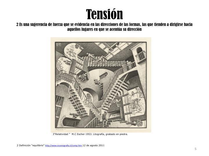 Tensión