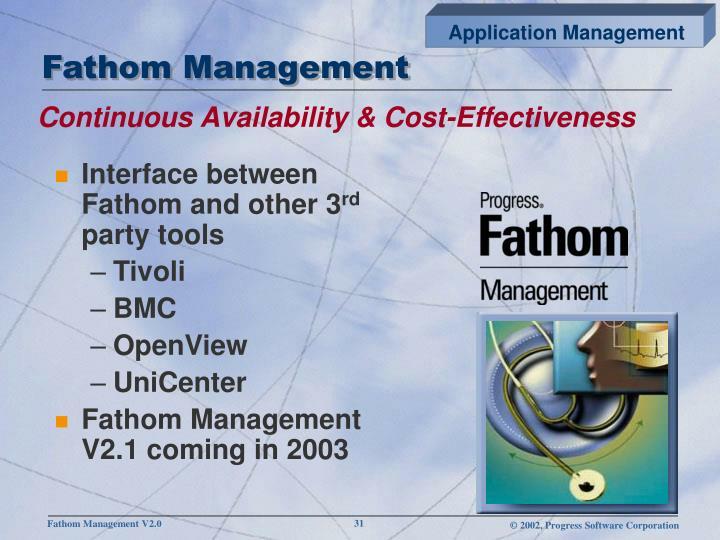 Fathom Management
