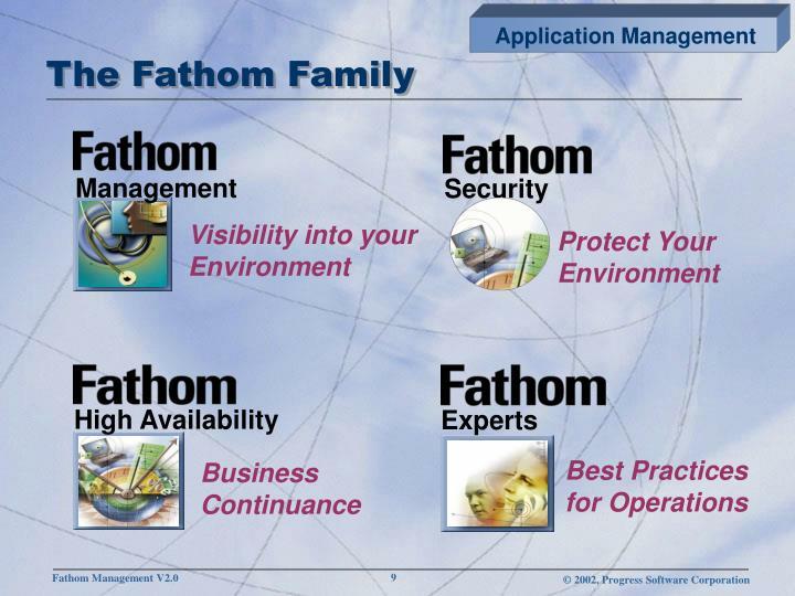The Fathom Family