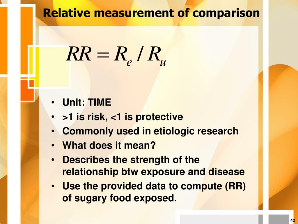 PPT - Measure of Disease Frequency PowerPoint Presentation