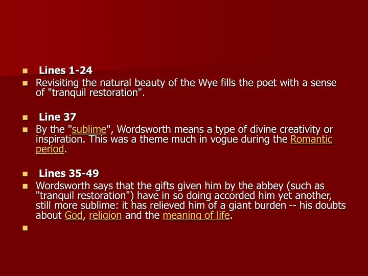 wordsworth definition of poetry