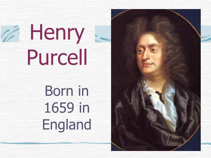 henry purcell n.