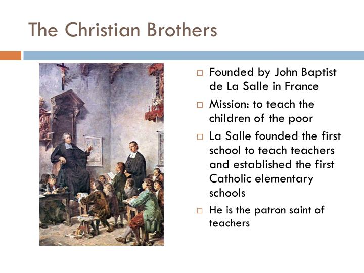 The Christian Brothers