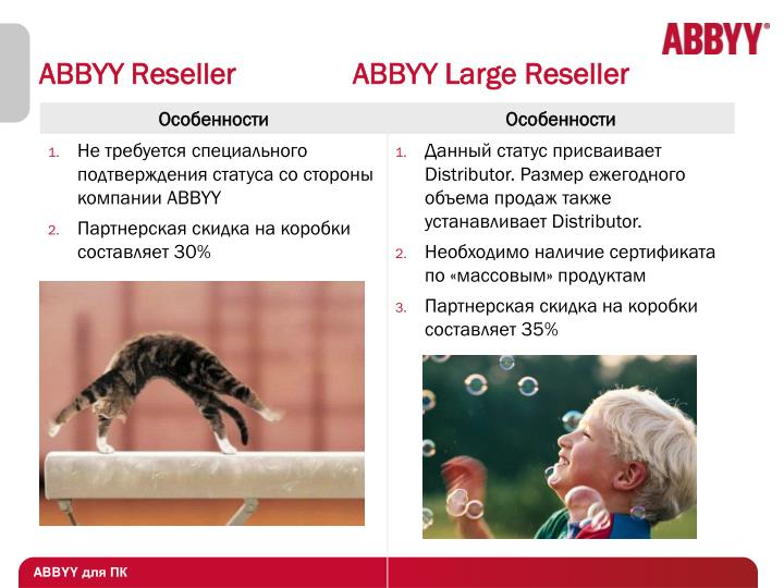 ABBYY Reseller