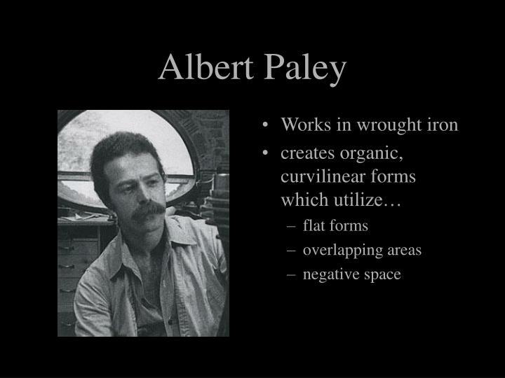 Albert Paley